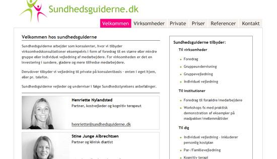 Sundhedsguiderne.dk